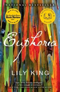 euphoria book jacket