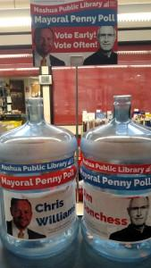 penny poll christ williams vs. jim donchess for mayor