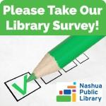 Please take our library survey