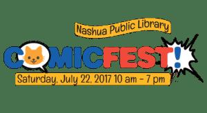 2017 comicfest web graphic