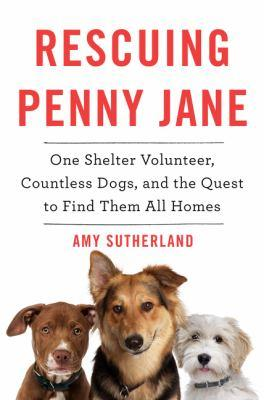 Rescuing Penny Jane : one shelter volunteer, countless dogs, and the quest to find them all homes by Amy Sutherland
