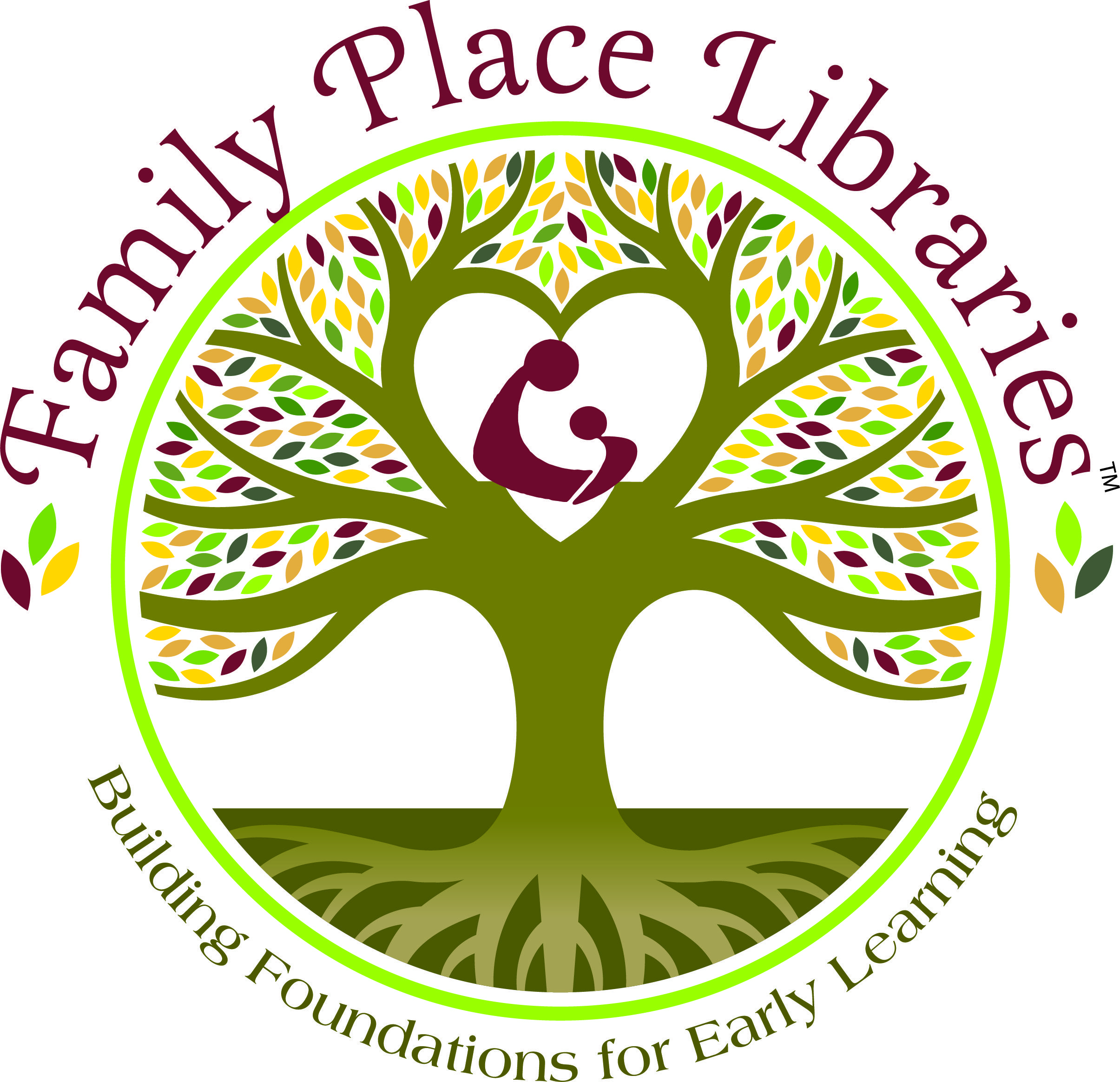 Image result for family place libraries logo