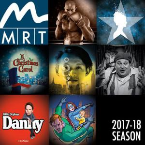 Merrimack Repertory Theater 2017-18 season