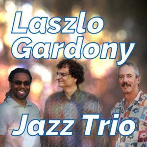 Laszlo Gardony Jazz Trio
