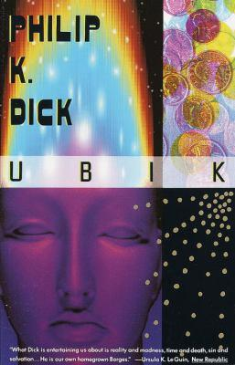 Ubik by Philip Dick