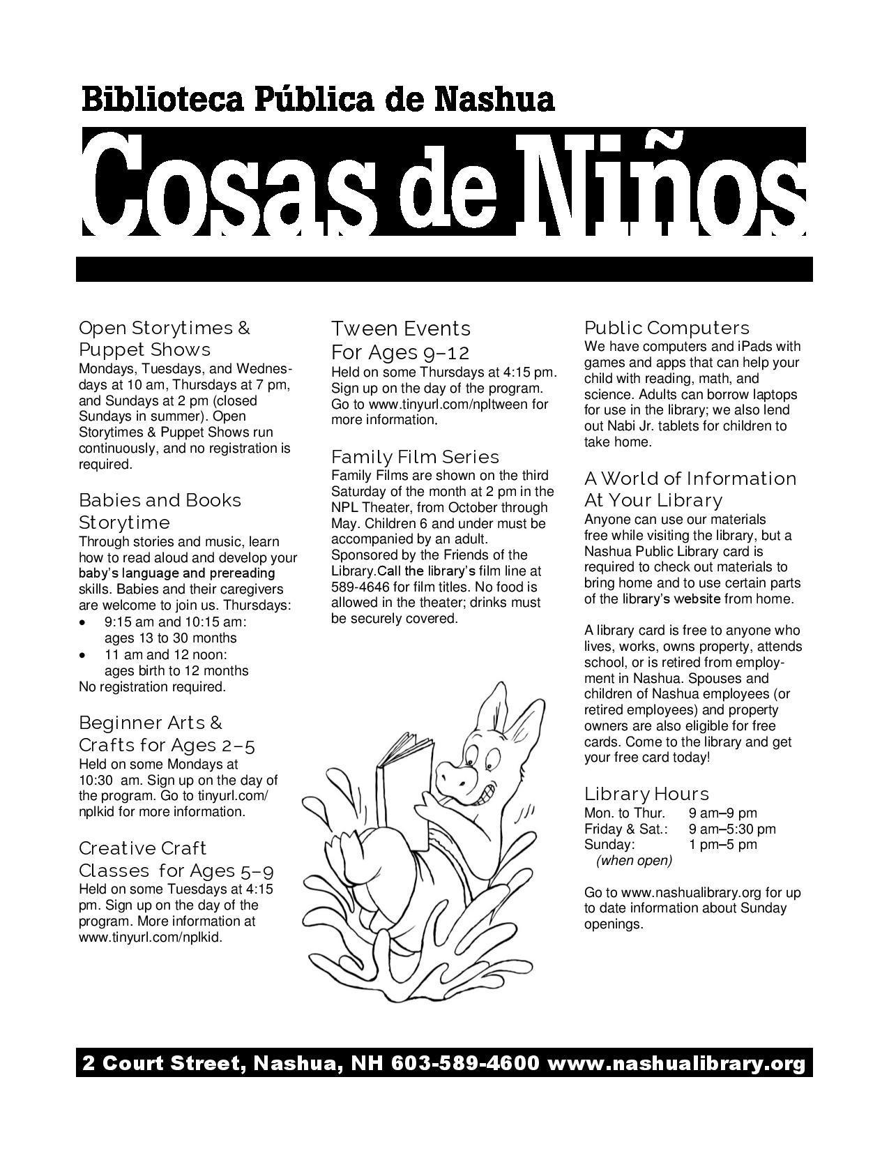 Cosas De Ninos