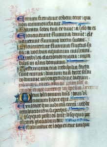 Flemish text