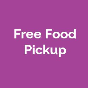 Free Food Pickup