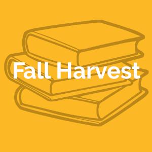 Fall Harvest 10/5