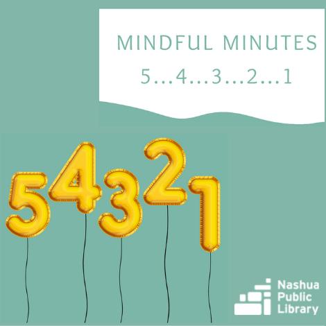 Mindful Minutes 54321