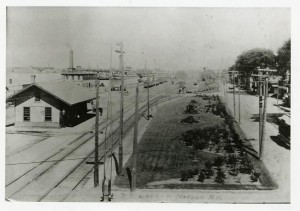 Railroad Garden