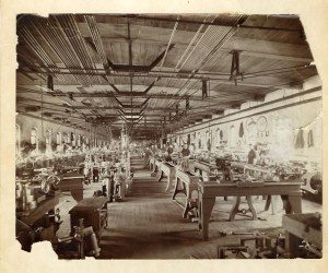 Flather & Company machine shop