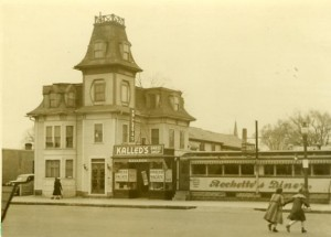 Kalled's Dress Shop and Rochette's Diner