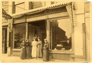 Cheever's Millinery Shop