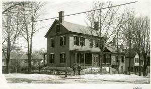 Calvin B. Hill house