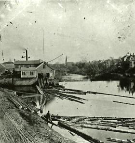 Sargent & Cross at Jackson Dam