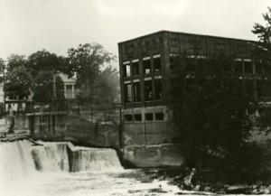 Jackson Dam Power Station