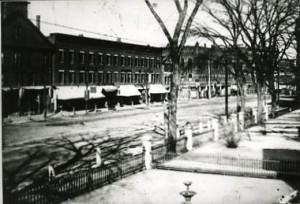 Main Street - west side