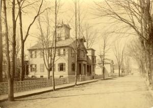 Virgil Chase Gilman home