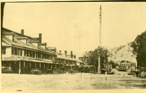 Main Street opposite 1842 City Hall