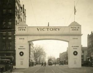 Nashua Victory Arch