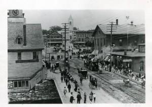 Railroad Square
