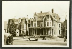 Charles Holman residence