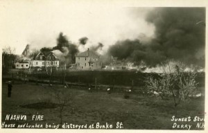 Crown Hill Fire -1930