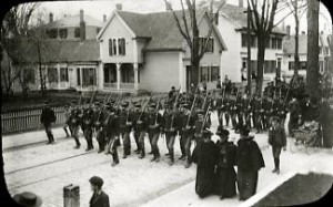 Company 'C' Spanish-American War