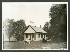 Amherst Road schoolhouse