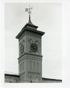 Nashua Manufacturing Company Clock Tower