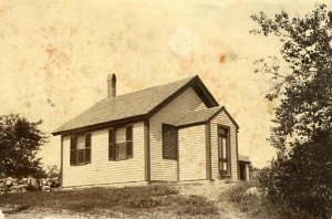 Suburban school house
