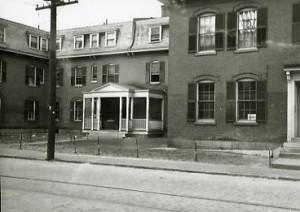 Mill boarding house