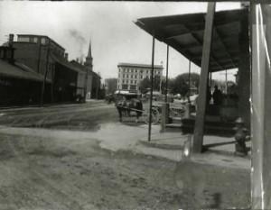 Railroad Square buildings