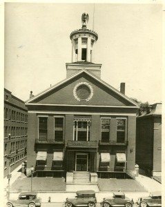 Original City Hall