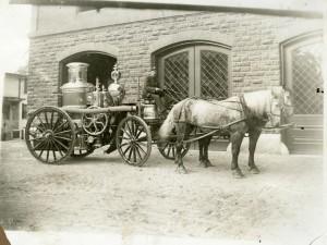 Amherst Street Fire Station