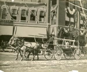 Salem N.H. Fire Engine