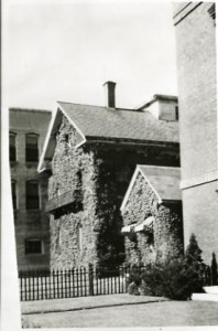 Hammond residence