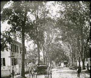 Street scene, Nashua
