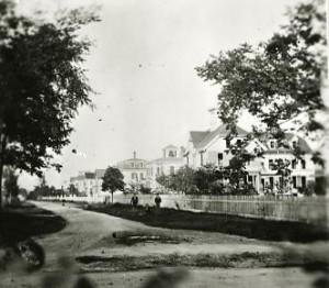 J.M. Fletcher residence