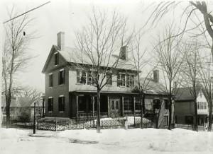 Calvin B. Hill residence
