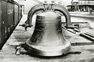 First Congregational Church bell