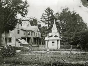 Virgil Gilman residence