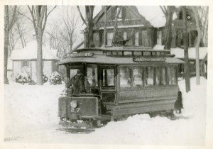 Trolly car #27