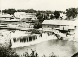 Sargent & Cross saw mill