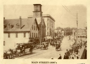 Main Street - 1890s