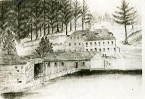 Old Spice Mill