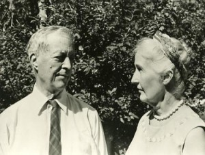 Eliot A. and Edith G. Carter