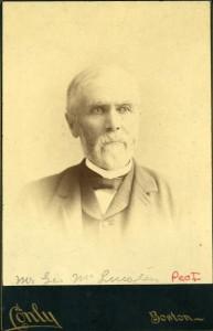 Mr. George McQuesten