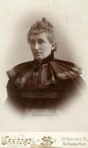 Mrs. Nellie F. Woodward
